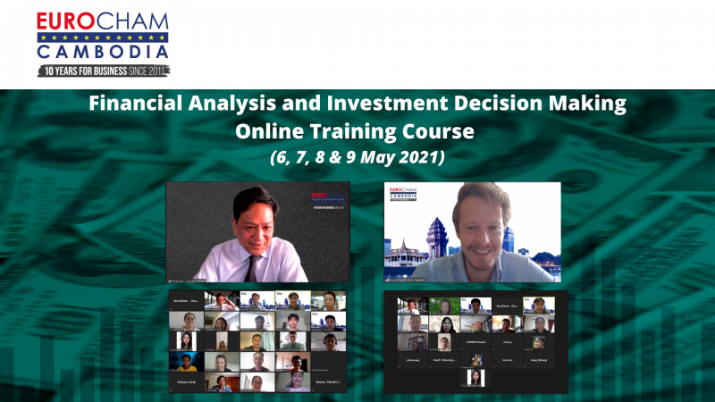 Online Training Course on Financial Analysis and Investment Decision Making