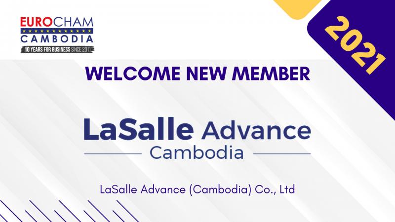 New Member 2021: LASALLE ADVANCE (CAMBODIA) CO., LTD