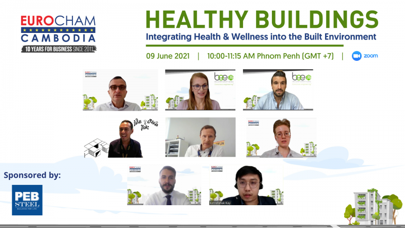Webinar on Healthy Buildings: Integrating Health and Wellness into the Built Environment