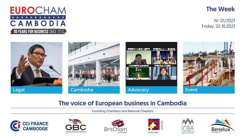 [The Week] Eurocham Cambodia - Issue 01