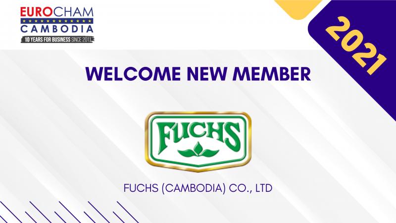 New Member 2021: FUCHS (CAMBODIA) CO., LTD.