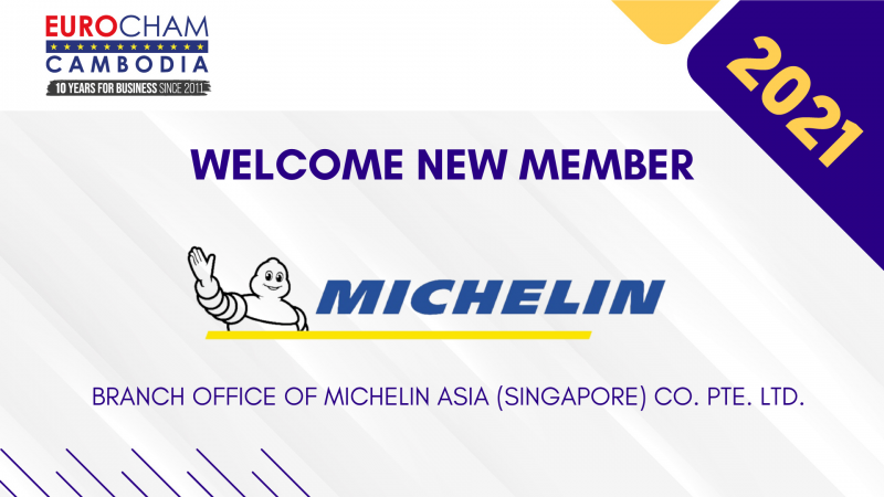 NEW MEMBER 2021: BRANCH OFFICE OF MICHELIN ASIA (SINGAPORE) CO. PTE. LTD.