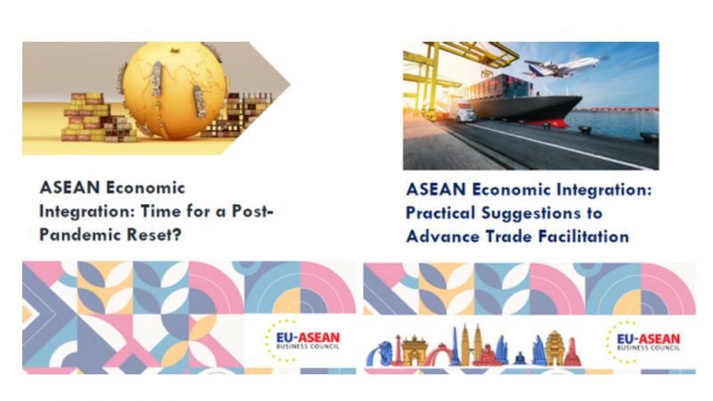EU-ABC Publishes Papers on Trade Facilitation in ASEAN