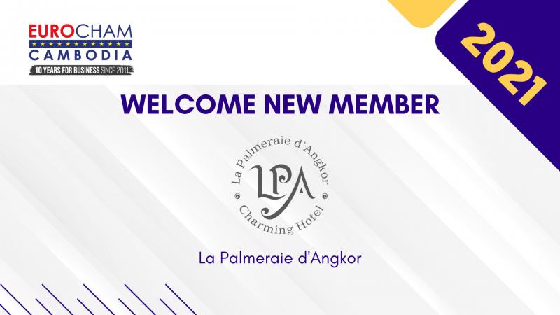 New Member 2021: La Palmeraie d
