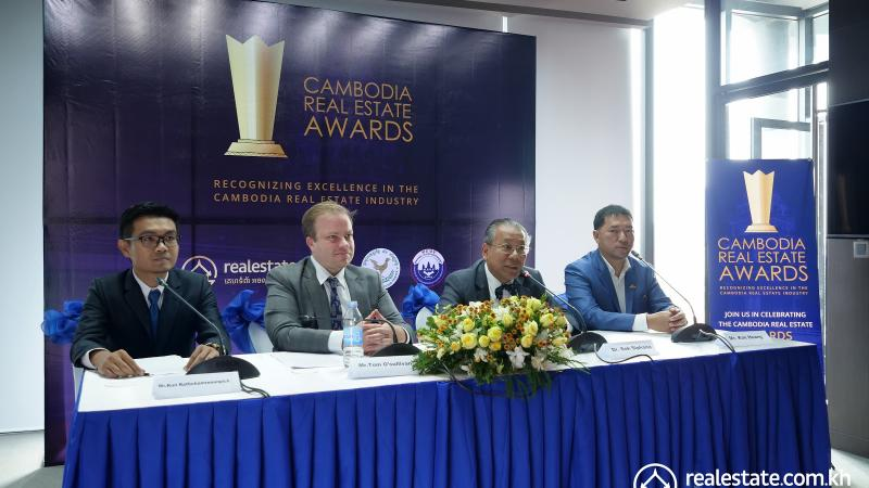 Nominating or entering the Cambodian Real Estate Awards 2018