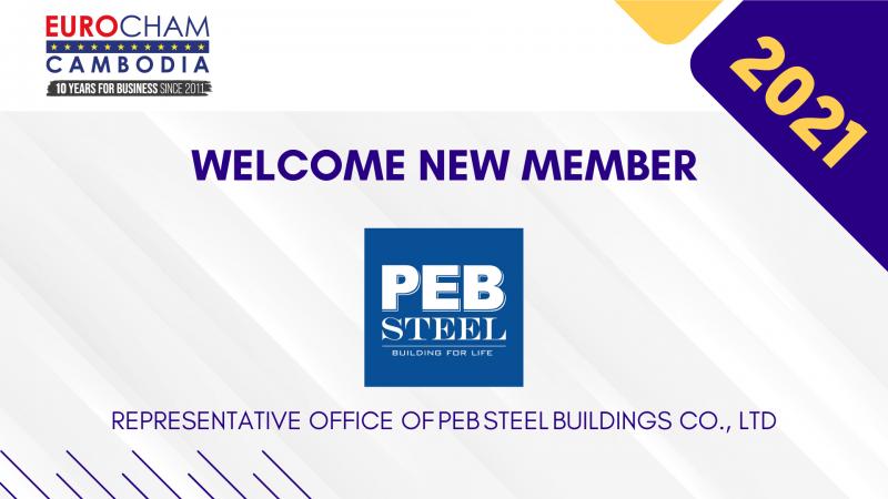 New Member 2021: REPRESENTATIVE OFFICE OF PEB STEEL BUILDINGS CO., LTD