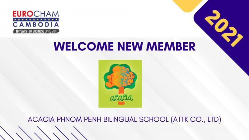 New Member 2021: ACACIA PHNOM PENH BILINGUAL SCHOOL (ATTK CO LTD)