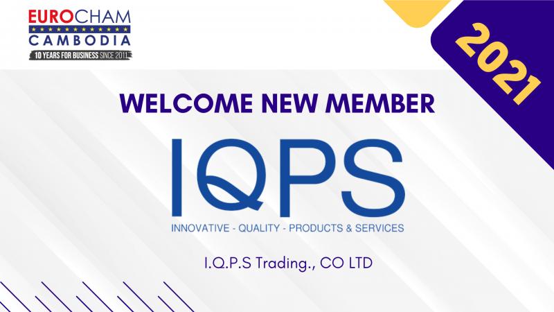 NEW MEMBER 2021: I.Q.P.S Trading., CO LTD