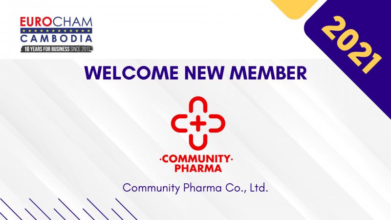 NEW MEMBER 2021: Community Pharma Co., Ltd