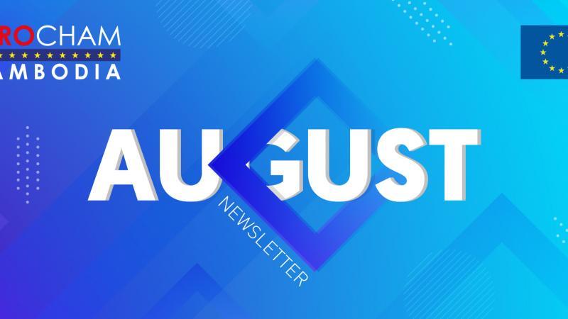 EUROCHAM NEWSLETTER: AUGUST 2020