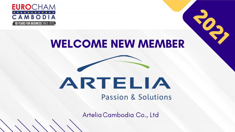 NEW MEMBER 2021: ArteliaCambodia Co., Ltd