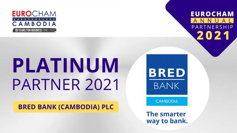 PLATINUM PARTNER - BRED Bank Cambodia Plc