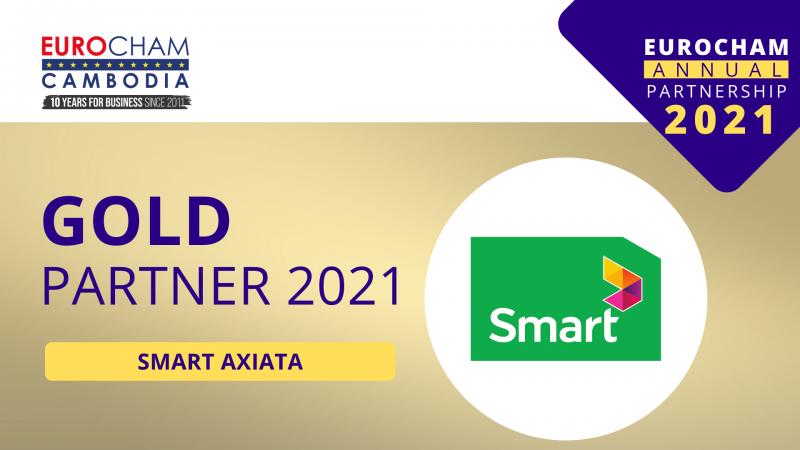GOLD PARTNER: Smart Axiata Co., Ltd