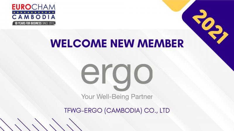 New Member 2021: TFWG-ERGO (CAMBODIA) CO., LTD.