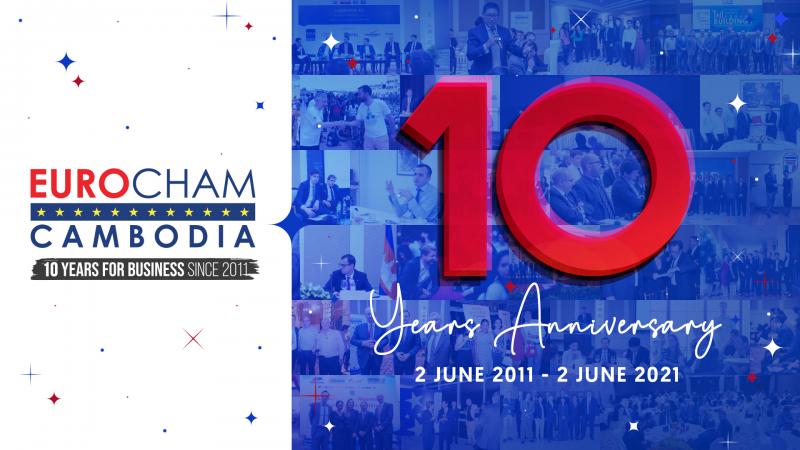 EuroCham Celebrates 10-Year Anniversary