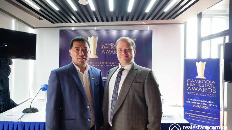 Realestate.com.kh, CVEA announce inaugural Cambodia Real Estate Awards 2018 to professionalize Cambodia's real estate industry