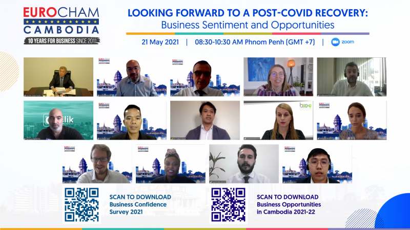 Webinar on Looking Forward to a Post-Covid Recovery: Business Sentiment and Opportunities
